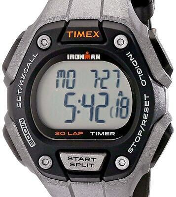 - Timex Women's Ironman 30-Lap Digital Quartz Mid-Size Watch TW5K89200 WITH DEFECT