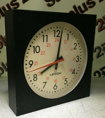 Leitch DAC-5012 Time Code Wall Clock