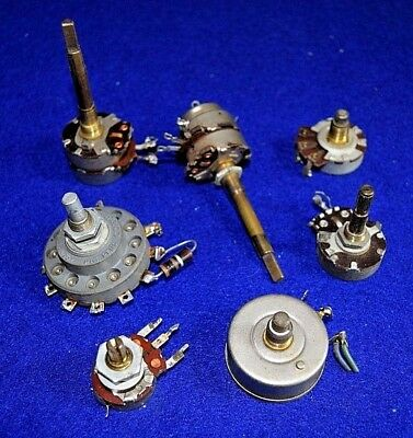 Vintage Potentiometer | Owner's Guide to Business and