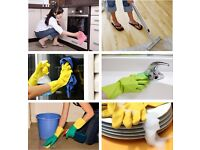 HOUSE and FLAT CLEANING -- £8 PER HOUR -- LUTON & DUNSTABLE -- TOP UK CLEANERS!!