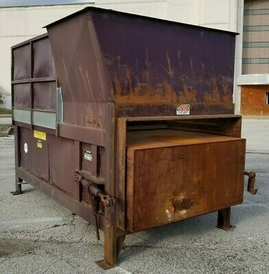 Gram-a-lot Trash Compactor.
