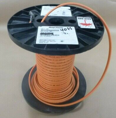 Raychem Xl-trace 5xl1-cr Parallel Self-regulating Heating Cable 40 40ft. Usa