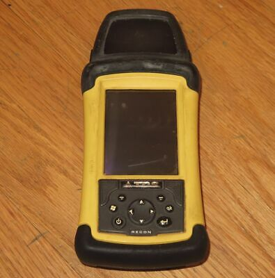 Trimble Tds Recon 400mhz Data Collector Bluetooth Pocketpc Wpowerboot Module