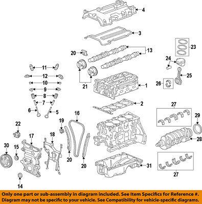 Chevrolet GM OEM 2018 Spark-Engine Cylinder Head Gasket 12681524