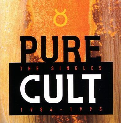 THE CULT PURE CULT THE SINGLES 1984-1995 DOUBLE VINYL (Released October 19 2018)