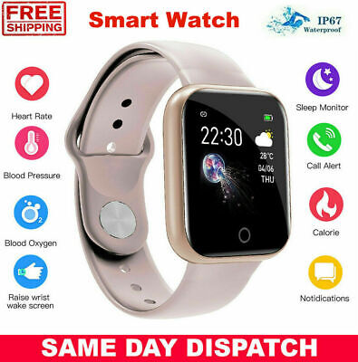 Fashion Women Lady Smart Watch Heart Rate Fitness Tracker For iOS Android iPHONE