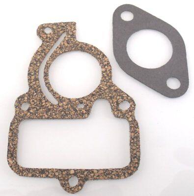 2 Piece Gasket Set Fits Ih Farmall Cub Tractor Carburetor 251337r1 251337r2