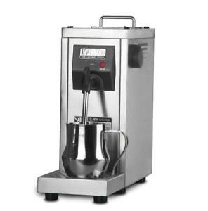 220V Commercial Auto Coffee Frother Milk Steamer Cappuccino Coffee Maker MS-130D - BRAND NEW - FREE SHIPPING