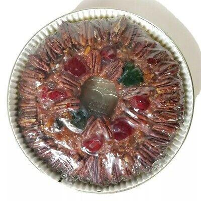 Collin Street Bakery Medium Deluxe Fruitcake 2lb - Best By: