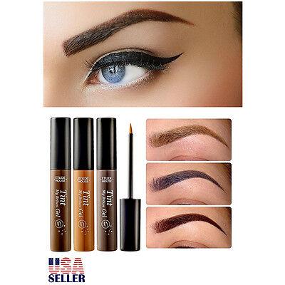 Etude House Tint My Brows Eyebrow Gel 5g Peel Off USA seller -