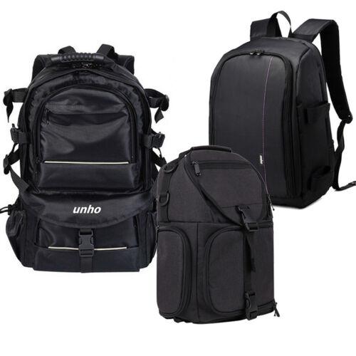 Large DSLR Outdoor Waterproof Camera Backpack Shoulder Bag C