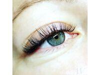 Eyelash extensions classic 1:1