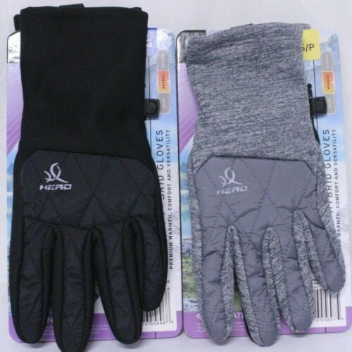 *NEW* Gloves Head Women's Hybrid Cold Weather Runner