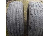 Tires Pirelli 245/70 R16