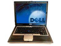 Dell Latitude D630 (Core 2 Duo T7100, 2.5GB RAM, 100GB HDD, Windows 10 Pro)