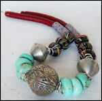 BLUE SLATE~Old Beads, New Designs