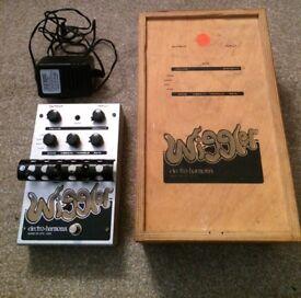 Electro Harmonix Wiggler pedal