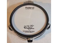 Roland PD-85BK Dual Zone V-Drums Pad Black *New*