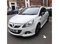 Vauxhall Corsa VXR Arctic Edition Hatchback (Rare only 500 ever made)