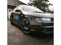 Seat Leon Cupra 220 bhp Lightly modified. **£2000 ono**