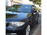 BMW 1 Series 2009, 116d £30 road tax; well Serviced as used on EU motorway mileage