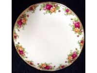 Royal Albert Large Cake Plate