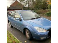 Ford Focus For Sale for Spares or Repairs