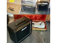 Mint Condition Marshall DSL15C Amp for Sale