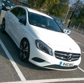 Immaculate Mercedes A Class for sale 1.6L 2013 White