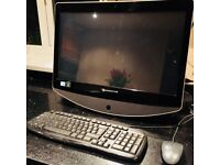 """Packard Bell All in One 23"""" Touch Screen Computer with Dedicated NVidia Graphics Card 512GB HD"""
