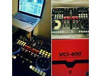 Vestax VCI-400 Mixer & controller
