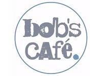 WE'RE HIRING A SUPERVISOR FOR QUEENS PARK RESTAURANT CALLED BOB'S CAFE