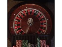 Fun Casino Hire Bristol - A fun evening!