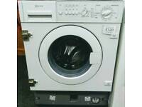 Neff integrated washing machine - 6 months guarantee and free local delivery