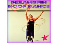 HULA HOOP - Beginners Course MONDAY 14th Sept 6pm
