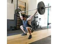 London Personal Trainer (PRIVATE STUDIO TRAINING) Bodyweight movement & weightlifting coach