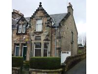 Outstanding UNFURNSHED 4 BED Victorian End Terrace house to let in Church Street, Kirkcaldy, KY1 2AB