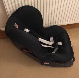 Britax Prince Group 1 Black Car Seat. VGC