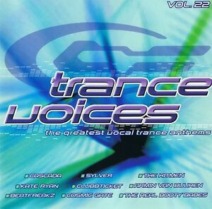 Trance Voices 22 - 2 CDs NEU Shaun Baker Sylver Kate Ryan Kim Sozzi Bodyrox