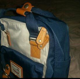 Doghnut macron mini backpack (like new) £30