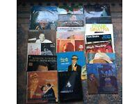 Frank Sinatra Vinyl LP's