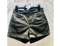 H and M shorts brand new