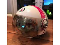 BEON NANO open-face motorcycle helmet - excellent condition