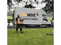 Removals OR Man and Van services