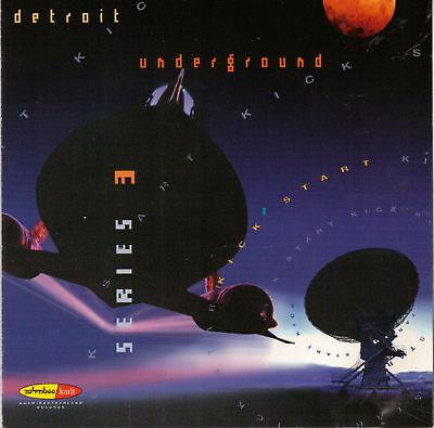Various Artists - Detroit Underground Series 3 (CD 1996) ()