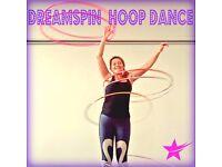 Hula Hoop - Advanced - 25th July 6.15pm