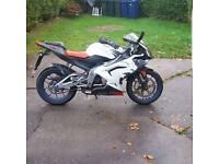 Aprilia rs 125 cc