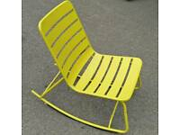 Brand New! Made Com Rocking Chair