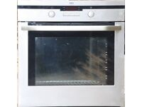 AEG Built-In Electric Oven, Model: B4101-4