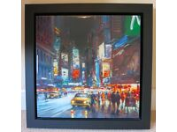 Henderson Cisz - New York by Night